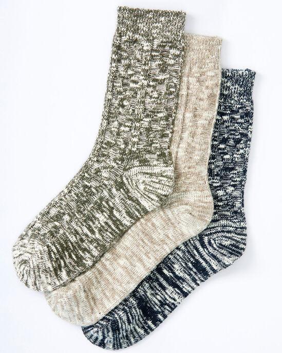 3 Pack Unisex Thermal Socks