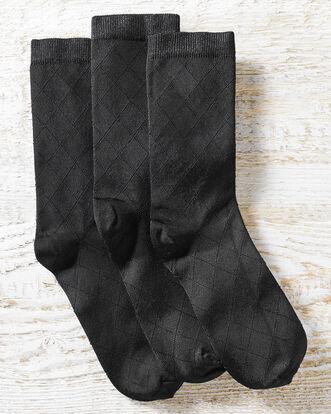 3 Pack Women's Pant Socks
