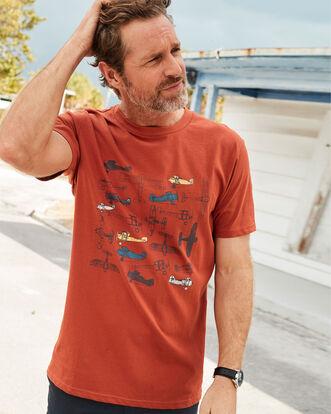 Plane Explorer T-shirt