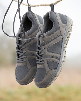 Flexi Active Lace-up Sneakers