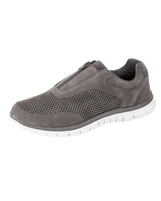 Lightweight Flexi Active Zip Sneakers