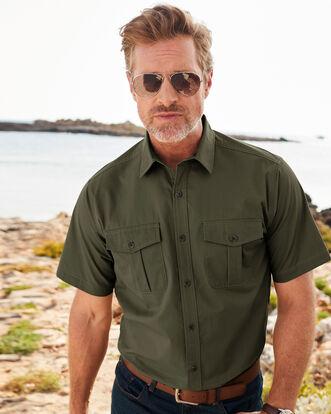 Short Sleeve Field Shirt